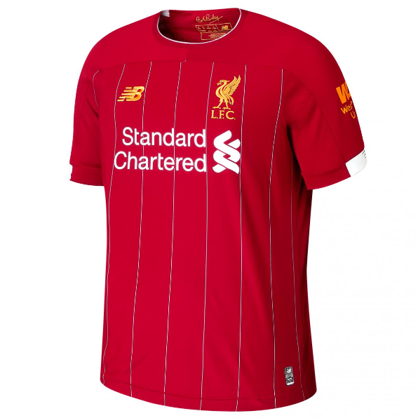 New Balance  LFC HOME JR SS JERSEY